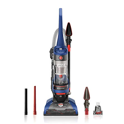 Hoover WindTunnel 2 Whole House Rewind Corded Bagless Upright