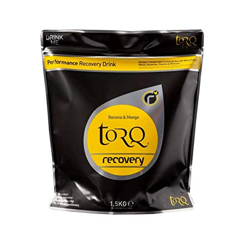 Torq Recovery Drink Banana and Mango, 1.5 kg - Pack of 2
