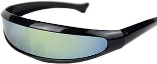 Gafas de ciclismo fotocromáticas polarizadas, gafas de sol deportivas para hombre y mujer Fishtail Bici de Mountain Bike resistentes al viento