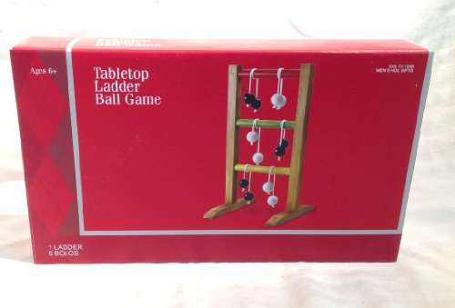 Buy Table Top Ladder Ball Game