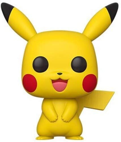 Funko Pop! Games: Pokemon - 18' Pikachu