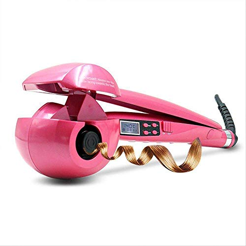 Fashionable Fully Automatic Hair Curler Lcd Screen Ceramic Hairdressing Tools, Perm, Ladies Big Wave Curling Iron