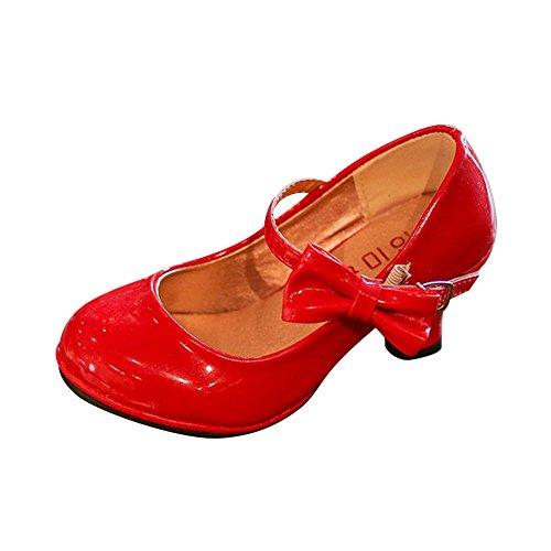 Niñas Princesa Partido Zapatos Zapatos de Fiesta Sandalias