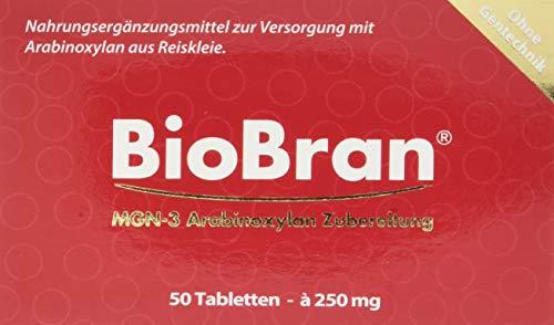 BIOBRAN 250 Tabletten 50 St Tabletten