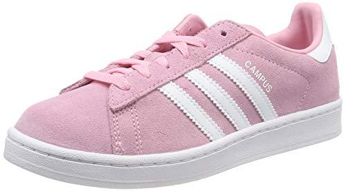 adidas Boy's Unisex Kids' Campus C Fitness Shoes, Pink (Rosa 000), 11 UK Child
