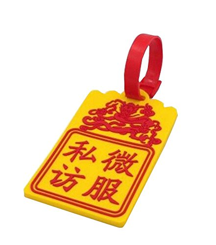 Travel Baggage Tag Useful Luggage Identifier Suitcase Label Card Case [C]
