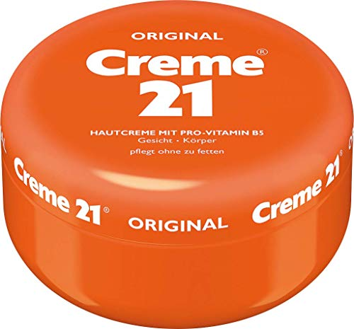 Creme 21 ORIGINAL und SOFT Creme (250ml Tiegel Creme 21 ORIGINAL)
