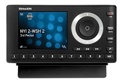 SiriusXM SXPL1V1 Onyx Plus Satellite Radio with Vehicle Kit, Receive 3 Months Free Service with...