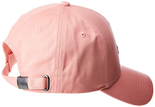 Tommy Jeans Women's TJW FLAG CAP Flat, Pink (Pink Tf4), One (Size:One Size)
