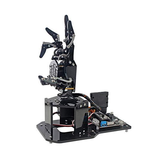 Diaozhatian Bionic Robotic Palm The APP Control of The Bionic...