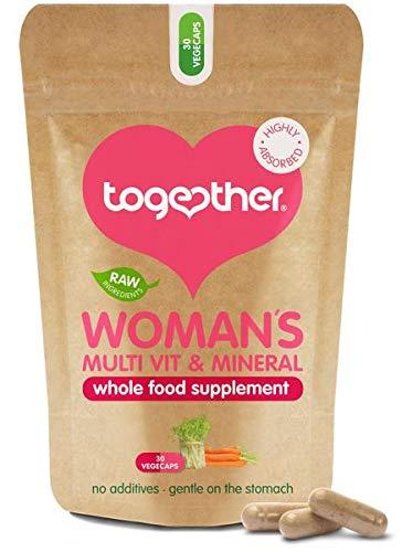 (2 Pack) Together Women's Multi Vitamin & Mineral| 30 Vegcaps | 2 PACK BUNDLE