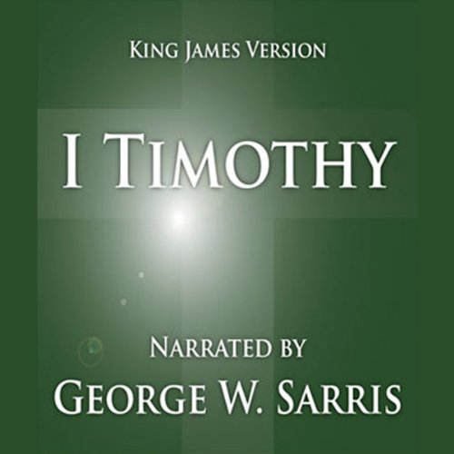The Holy Bible - KJV: 1 Timothy audiobook cover art