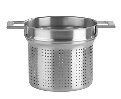 Cristel - ECP22SF- Élément cuit-pâtes inox 22cm - Collection Strate