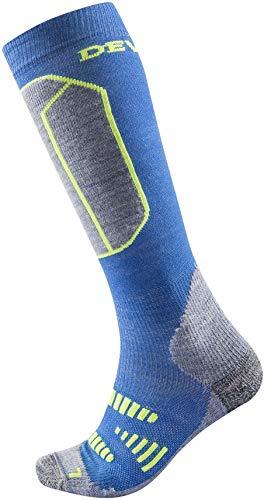 Devold Alpine Kid Sock Blue 25-27