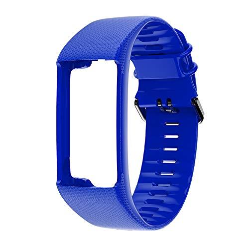 ATATMOUNT 2021 Nueva Pulsera de Repuesto Original Correa de Reloj de Silicona Suave Correa de Reloj Deportivo Inteligente para Polar A360 A370