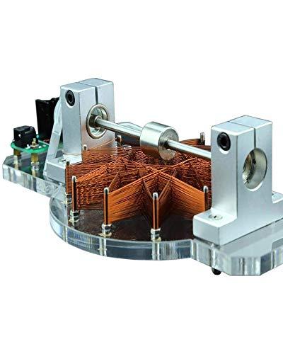 LLC Física Motor De Levitación Magnética Motor De Pasillo Grande 20000 Revoluciones Levitando Modelo De Motor Sin Escobillas De Alta Velocidad Modelo De Experimento Educativo
