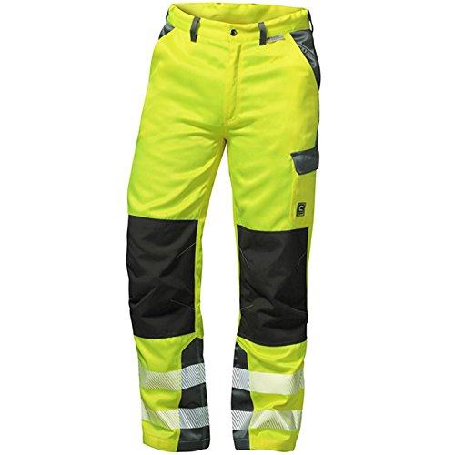 Elysee 22728-54 Warnschutz Bundhose Paris Größe 54 in gelb/grau
