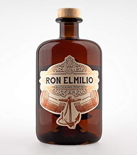 Ron Elmilio Premium Rum 40% Vol. (1 x 0,7 L)