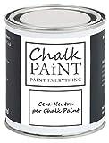Cera Trasparente Opaca per Chalk Paint 250 ml - Proteggi il tuo lavoro con un look caldo e naturale