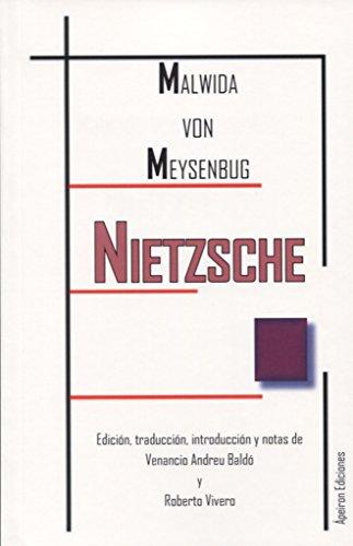 Nietzsche (Eidos, Band 9)