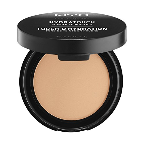 NYX Hydra Touch Powder Foundation - Golden