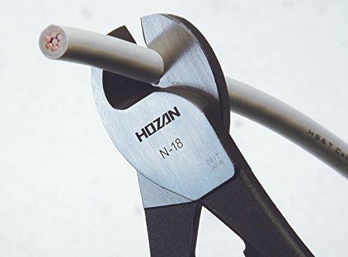 HOZAN(ホーザン)『ケーブルカッター(N-18)』