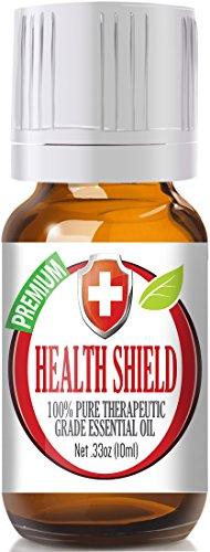 Health Shield Blend Essential Oil - 100% Pure...