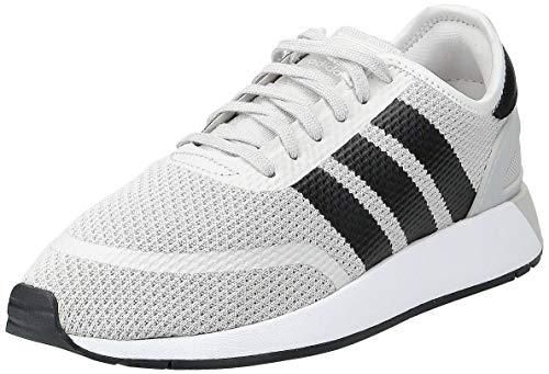 adidas N-5923, Zapatillas de Gimnasia Hombre, Gris (Grey One F17/Core Black/FTWR White), 36 EU