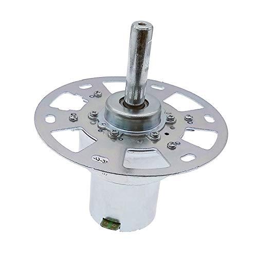 CROSYO 1 STÜCK ZD-3KT / 5KT-G SVC Spannungsregler 12V DC Getriebe Motor DWK 8RPM 38ZY25 / 38ZY13 3km (Größe : Length 33mm)