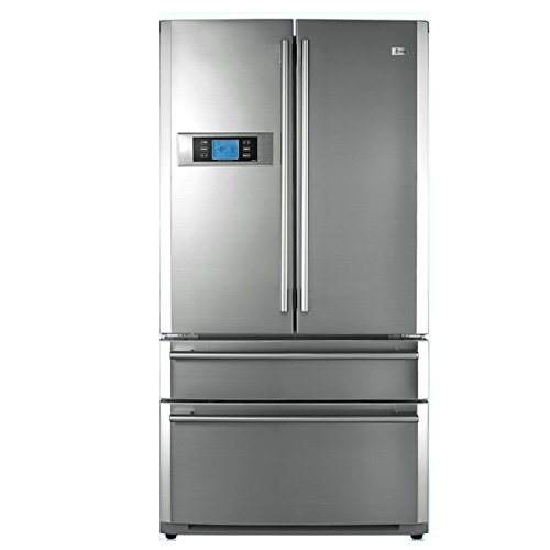 Haier HRB-701 Frost-free French-door Refrigerator (686 Ltrs, Stainless Steel)