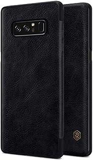 Nillkin Samsung Galaxy Note 8 Case, Wallet Leather Black