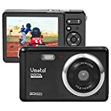 2.8 inch LCD Rechargeable FHD Mini...
