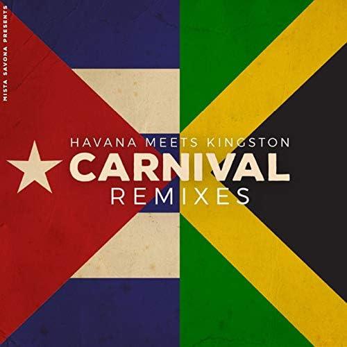 Mista Savona & Havana Meets Kingston
