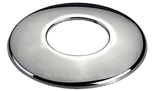 Cornat chrom Hahnrosette 1/2 Zoll x 5 mm, TEC383001