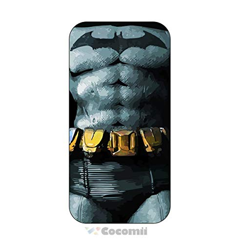 Cocomii Iron Man Armor LG Nexus 5X Funda Nuevo [Robusto] Superior Táctico Sujeción Soporte Antichoque Caja [Militar Defensor] Cuerpo Completo Doble Capa Sólido Case Carcasa for LG Nexus 5X (I.Batman)