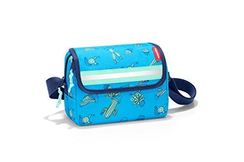 reisenthel Everydaybag Kids 20 x 14,5 x 10 cm 2,5 l, Enfant, IF4049, Cactus Blue, Taille unique