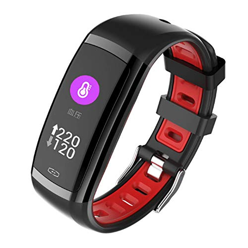 SXFYMWY Activity Tracker Continuous Heart Rate Slaep Monitoring Pedometer Waterproof Multi-Action Mode Smart Armband