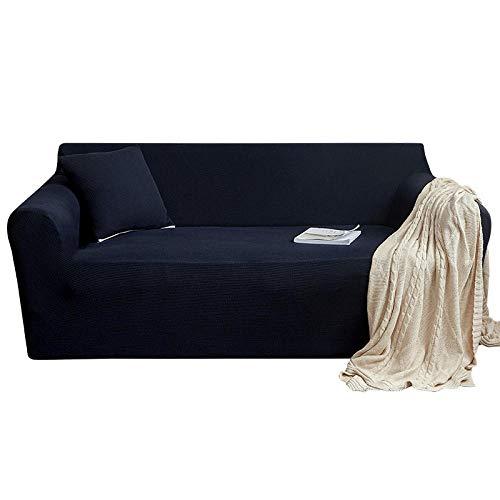 Bankovertrek, antislip, voor banken van netweefsel, stoelovertrek, elastische lederen bekleding, beschermende overtrek voor meubels, antislip bankovertrek voor woonkamer.