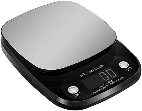 JIANCHI trend rank Digital Kitchen Scale 4 Conversion Precise 10kg Under blast sales Units 0