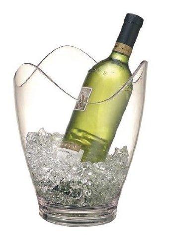PADERNO 44946–01 Seau à Vin Tulipe en Verre, Acrylique