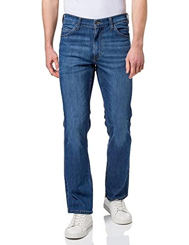MUSTANG Herren Tramper Jeans, dunkelblau, 36W / 32L