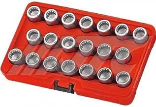 Wheel Screw Lock Socket Set (20PCS) for VAG, Porsche by JTC 4561