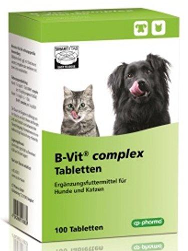 B-Vit complex 100 Tabletten für Hunde und Katzen