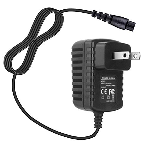 Power Charger for Andis 17165 17150 ProFoil Lithium TS-2 TS-1AC/DC Adapter for Andis Shaver Power Cord Charger