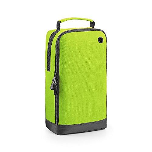 BagBase Schuh-Tasche, 8 Liter (Einheitsgröße) (Limette)