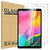 Lspcase Panzerglasfolie für Galaxy Tab A 2019 [2 Stück] -