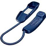 Gigaset DA210 Telefono Fisso, Blu...