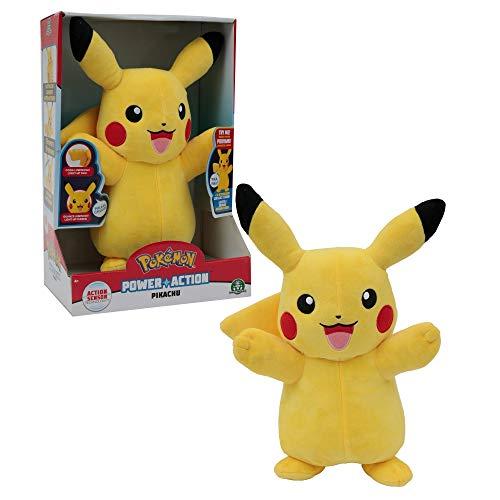 Giochi Preziosi Pokemon Pikachu Interactivo Luces y Sonidos 285