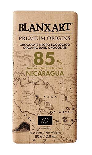 Blanxart - Chocolate Ecológico dunkel Nicaragua 85% 80g