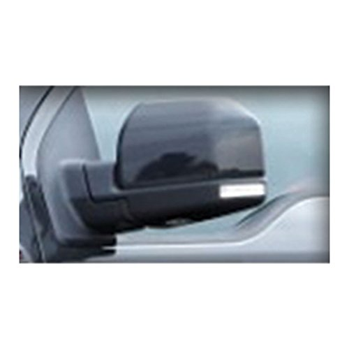 CIPA 11551 Towing Mirror for Ford F-150 15-Current, LH, Black
